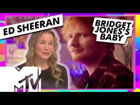 Ed Sheeran In Bridget Jones's Baby - Behind The Scenes | MTV