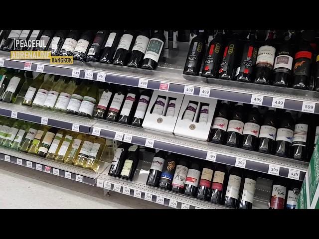 SPOTTED Lampka wina do kolacji? W Tajlandii nie jest z tym kolorowo.