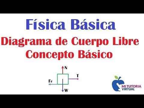 Diagrama de Cuerpo Libre - Concepto Basico - Video 108 - YouTube