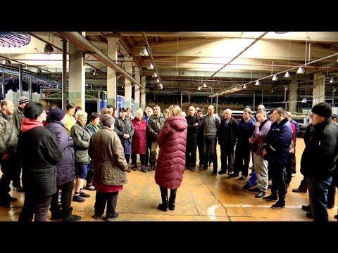 В Рассказове местные власти пытаются сохранить единственный в области кожевенный завод