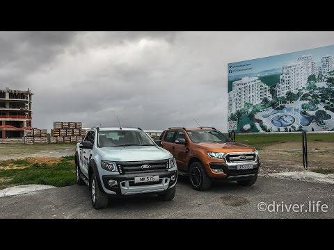 Driver.Life. Про Ford Ranger WildTrak 2016. Что нового?