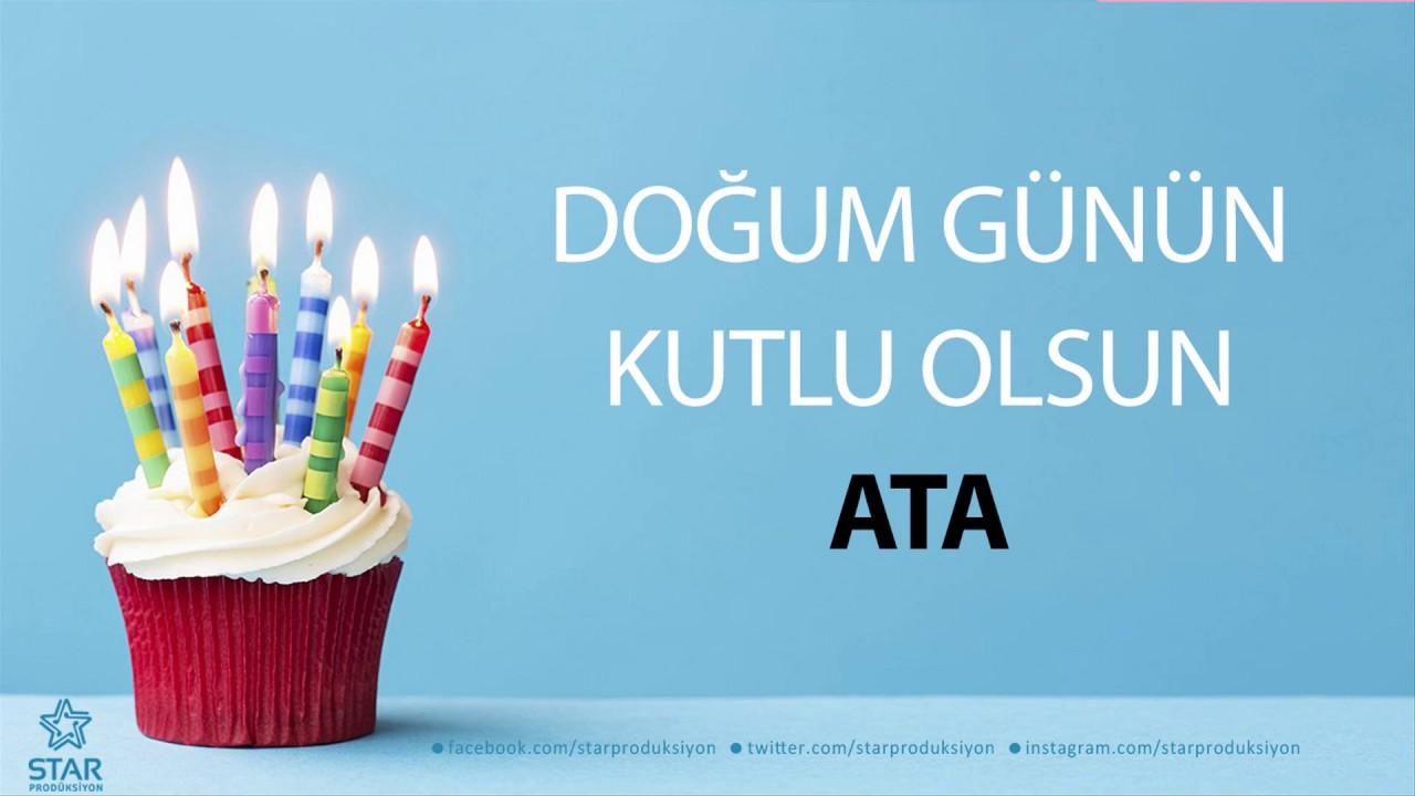 İyi ki Doğdun ATA - İsme Özel Doğum Günü Şarkısı