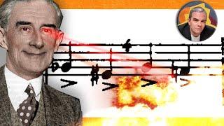 Composer Ravel COMPLETELY DESTROYS a Waltz