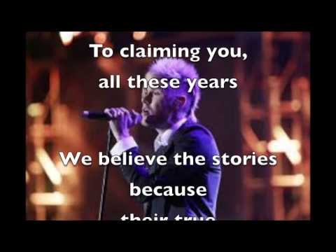 Colton Dixon-Dare to Believe Lyrics [full]