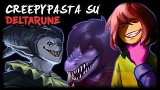 3 CREEPYPASTA Su DELTARUNE 💀 Creepy Game Show