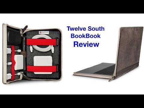 Travel with Your MacBook in Style! Twelve South BookBook Volume 2 and CaddySack Review