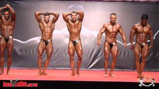 2017 IFBB World Classic Bodybuilding Championships in Spain