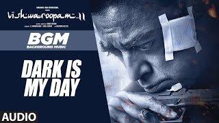Dark Is My Day Back Ground Music | Vishwaroopam 2 Tamil Songs | Kamal Haasan | Ghibran