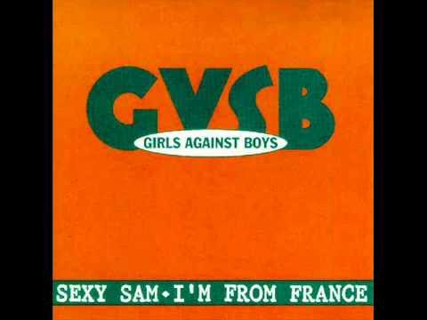 GIRLS AGAINST BOYS i'm from france 1994