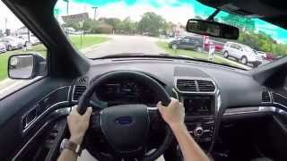 2016 Ford Explorer - WR TV POV Test Drive