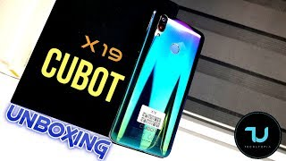 Cubot X19 Unboxing/Hands on/Anutu/PUBG Gaming test
