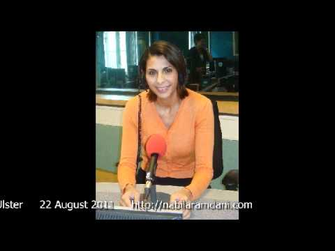 Nabila Ramdani - BBC Radio Ulster - The Battle for Tripoli - 22 August 2011