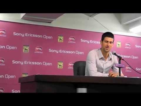 World #1 Djokovic loves Key Biscayne - Keybis.Net