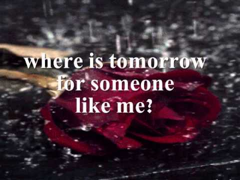 WHERE IS TOMORROW? - (Lyrics)