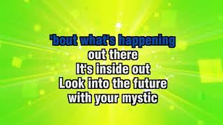 The Traveling Wilburys - Inside Out - Karaoke Version from Zoom Karaoke