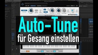 Auto-Tune für Gesang einstellen! :: abmischenlernen.de