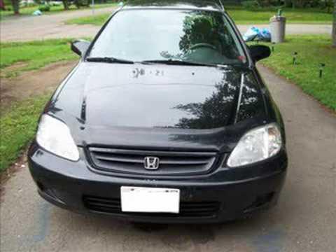 2000 Honda Civic Hatchback DX