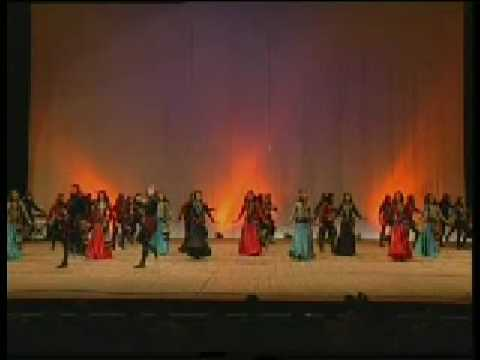 Georgian State Dance Company -