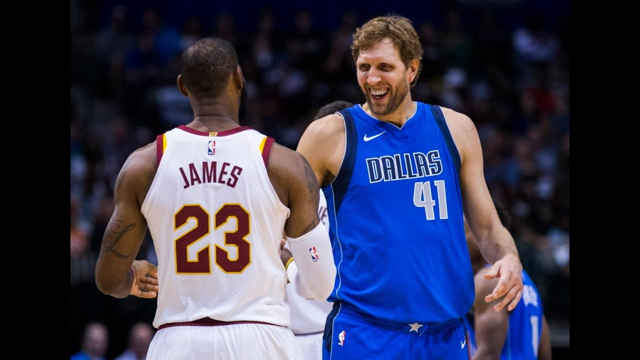 73049be0a09 Dallas Mavericks  Video  LeBron James says the Knicks screwed up by not  drafting Dennis Smith Jr.