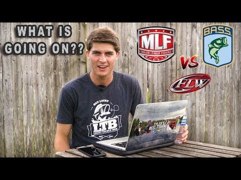 Major League Fishing Vs. The World?! What is GOING ON In Professional Bass Fishing??