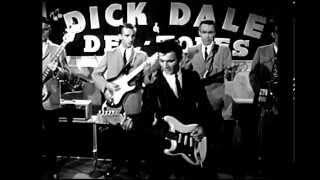 "Dick Dale - Miserlou -  1963 film: ""Rebel In The Ring"""