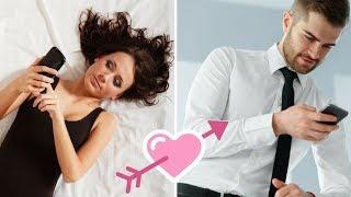 видео Как завязать разговор в интернете с парнем