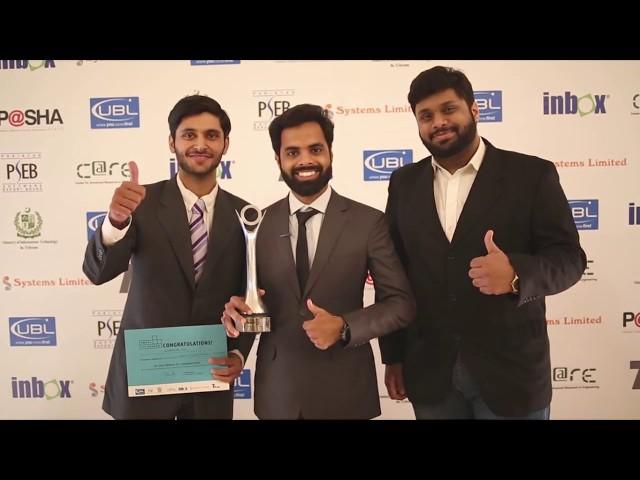 Snapture.pk at P@SHA ICT Awards 2017