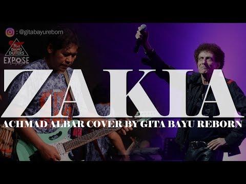 GITA BAYU REBORN - AHMAD ALBAR - ZAKIA ( COVER VERSION )
