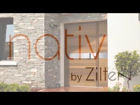 porte d 39 entr e haut de gamme porte d 39 entr e nativ de zilten youtube. Black Bedroom Furniture Sets. Home Design Ideas