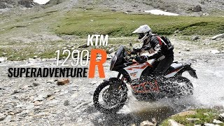 KTM 1290 Super Adventure R, test al Col du Sommeiller e Jafferau