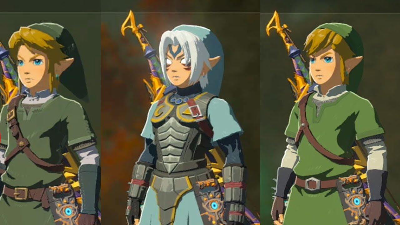 Zelda Breath Of The Wild New Amiibos Majora S Mask Skyward Sword Majoras Mask Twilight Princess Breath Of The Wild