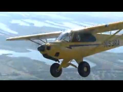 Taildragger Fun: The CarbonCub SS LSA - Flying Magazine