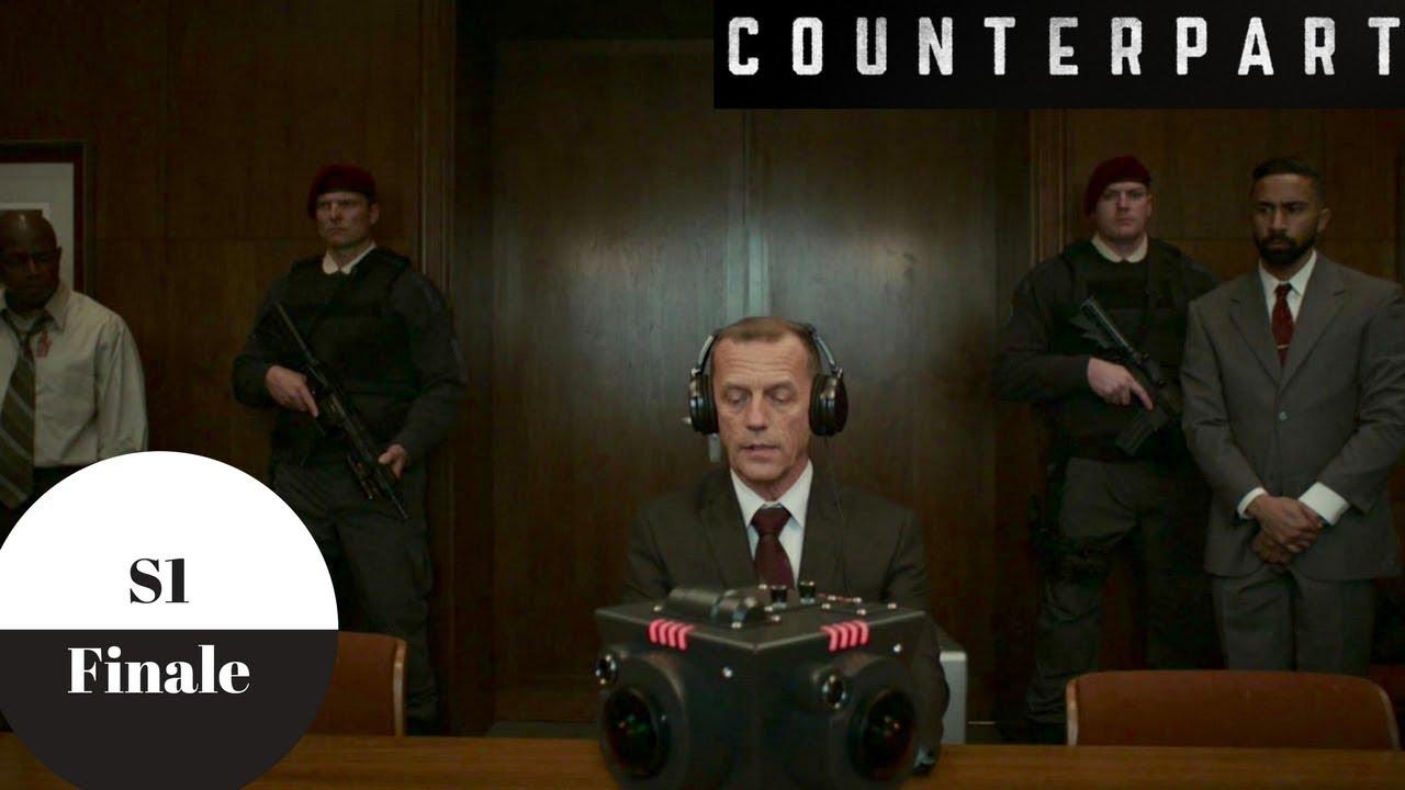 Download Counterpart - Season 1 Finale Recap - Spoilers