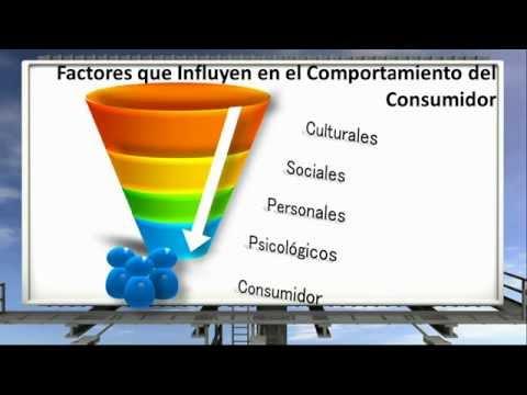 Comportamiento del Consumidor - Liderazgo y Mercadeo - Mercadeo