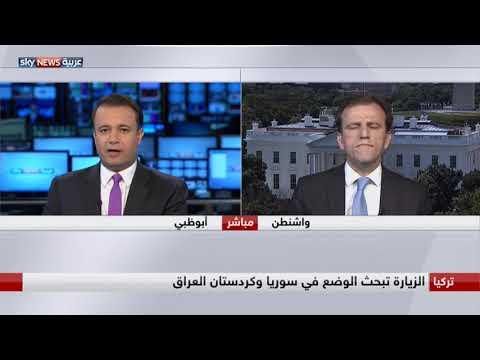 سليمان أوزيرين: لدى تركيا وإيران نفس المصالح  - نشر قبل 1 ساعة