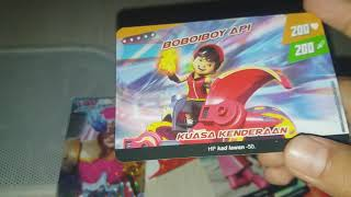Boboiboy Galaxy Kapten Kaizo Vs Laksamana