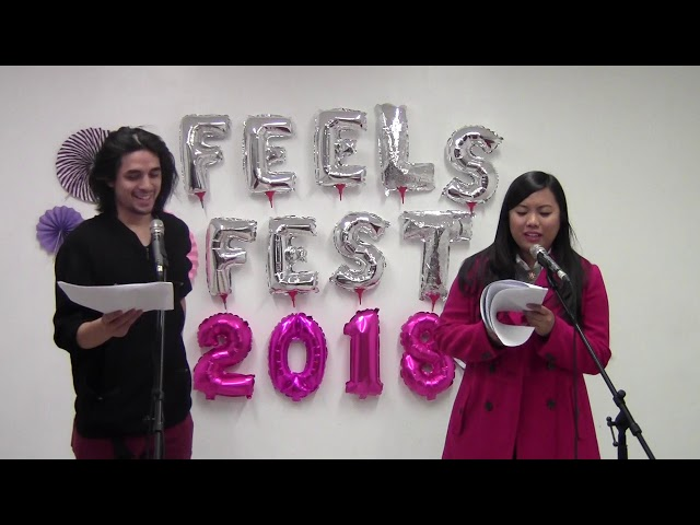#romanceclass #FeelsFest2018 Live Reading of Ready to Run (from Summer Feels) by Kit Salazar