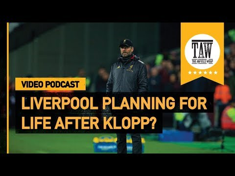 rpool Planning For Life After Klopp?  Free Podcast