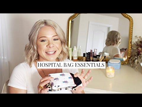 Hospital Bag Essentials For Labor & Delivery