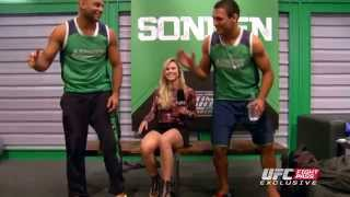 The Ultimate Fighter Brazil 3: Middleweight Finalists