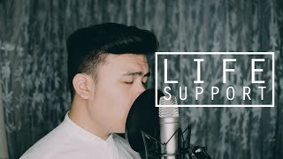 Life Support - Sam Smith (Live Acoustic Cover) by Mc Jefferson Agloro