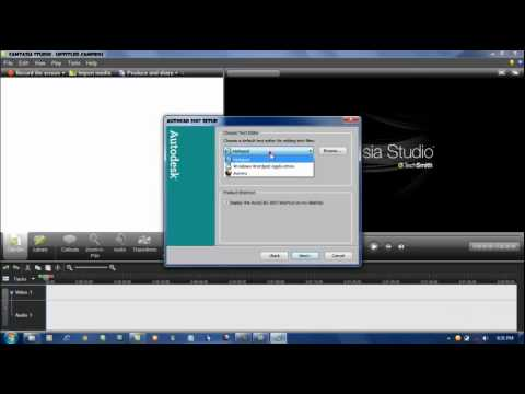 TUTORIAL CARA MENGINSTAL AUTOCAD 2007 BY ALIF