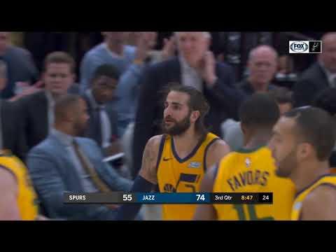 Ricky Rubio vs Spurs (4 - 12 - 2018)