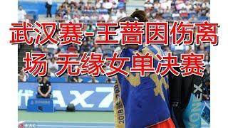 武汉赛-王蔷因伤离场 无缘女单决赛