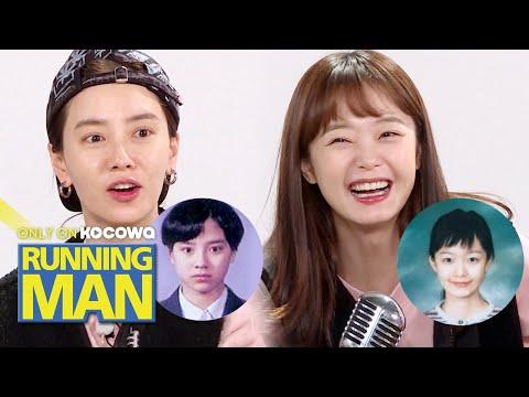 Jae Seok Bets JiHyo & SoMin Were Popular In School [Running Man Ep 496]