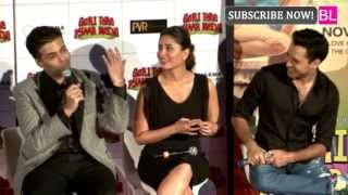 Theatrical Launch Of Film 'Gori Tere Pyaar Mein' with Kareena & Imran Khan