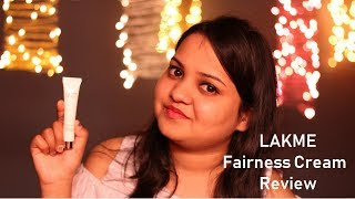 Lakme Absolute Perfect Radiance Skin Lightening Day Cream With Sunscreen Full Review  Hindi infohub