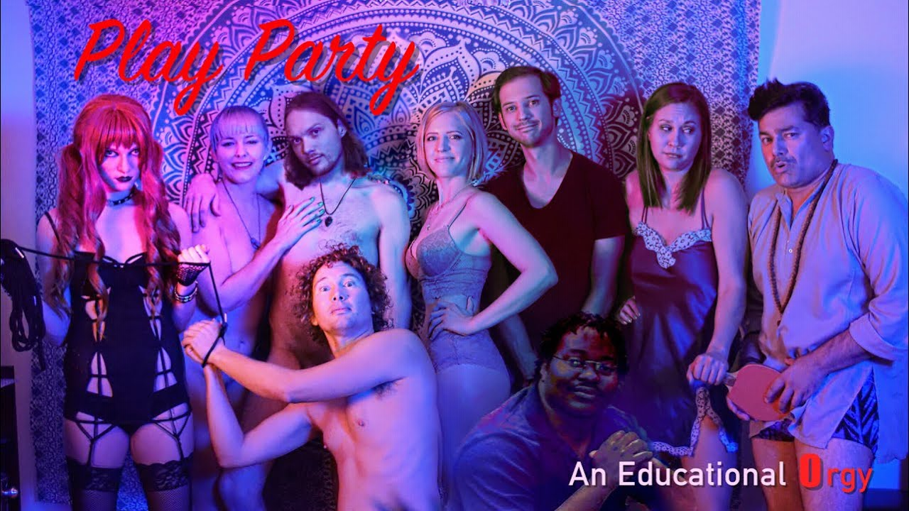 Download Play Party: An Educational Orgy (Full Movie)