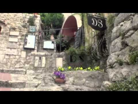 Walking Tour of the Medieval Village of Eze
