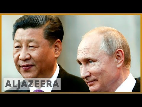China-Russia relations: Leaders visiting economic forum